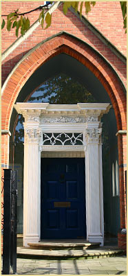 Peterscourt Doorway